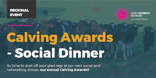 North Otago - Calving Awards Social Dinner