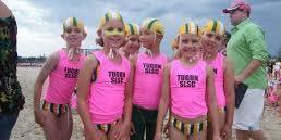 Point Danger Branch U8-U10 Teams Carnival