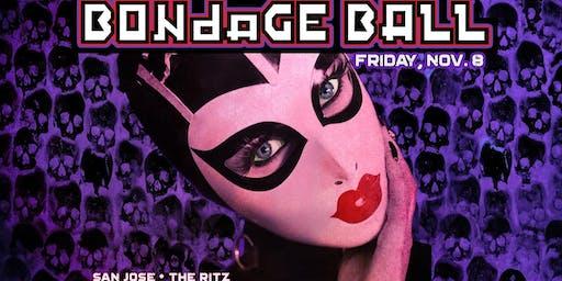 Bondage Ball San Jose Friday Nov. 8 The Ritz