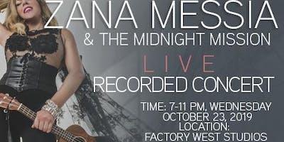Zana Messia & The Midnight Mission
