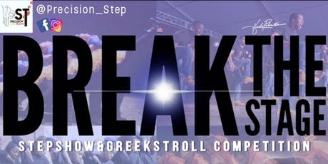 Break the Stage RVA Step Competition - Team Registration tickets