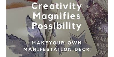 Make your own manifestation deck of cards!