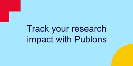 Track your research impact with Publons tickets
