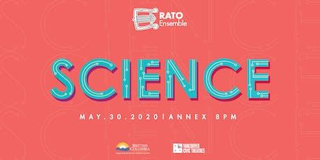 Erato Presents: SCIENCE tickets