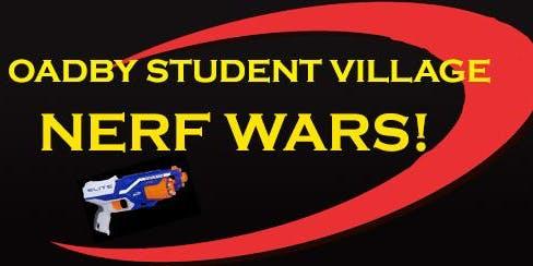 Nerf Wars!