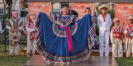 Hispanic Heritage Festival tickets