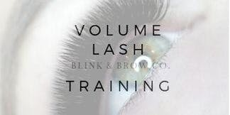 OCTOBER 21st VOLUME LASH EXTENSION TRAINING