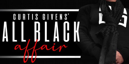 Curtis Givens All Black Affair 2019