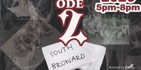 An Ode to South Broward: Opening reception tickets