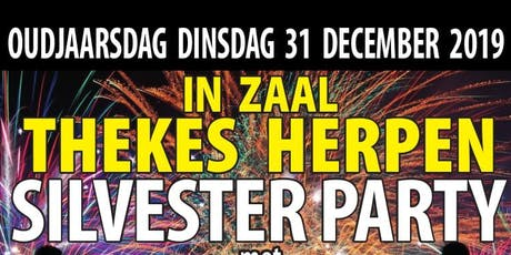 Silvester party - thekes tickets