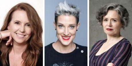 No Apologies: Women in comedy tickets