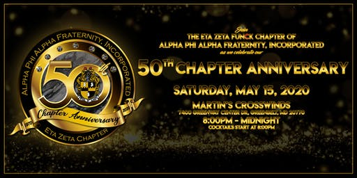 The 50th Anniversary of the HZ Chapter of Alpha Phi Alpha Fraternity Inc.