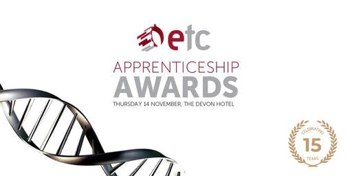 ETC Apprenticeship Awards 2019