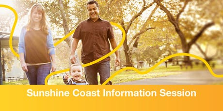 Foster Care Information Session | Sunshine Coast AM tickets
