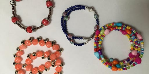 Get Online Week -  Jewellery Making - Bracelet