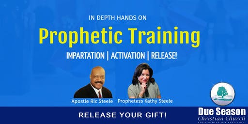 Prophetic Training