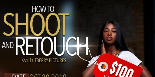 How to Shoot and Retouch with T-Berry