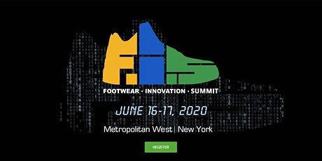 Footwear Innovation Summit 2020 - New York tickets