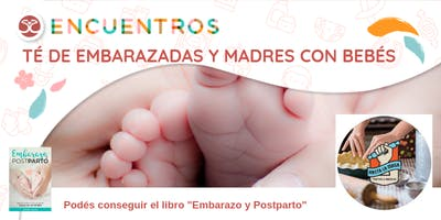 Té de Embarazadas y madres con bebés
