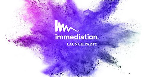 Immediation Launch Party Sydney