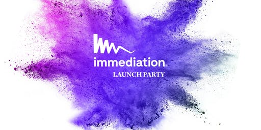 Immediation Launch Party Melbourne