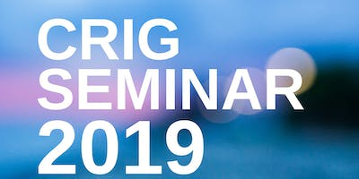 CRIG Seminar 2019 - Libraries shining: shaping our practice