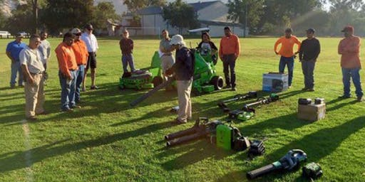 Lawn Care Professionals Workshop: Electric Lawn Equipment Transitioning