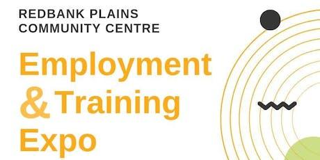 Redbank Plains Employment & Training Expo tickets
