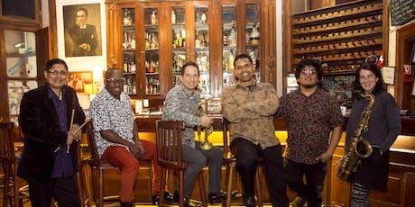 The Gabriel Alegria Afro-Peruvian Sextet's Post-Thanksgiving Day Concert! tickets