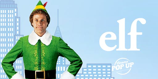 Cinema Pop Up - Elf - Hastings
