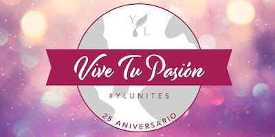 Rally Young Living Vive tu Pasión - 25 años