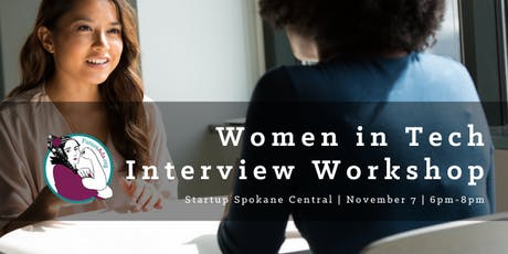 Women in Tech Interview Workshop tickets