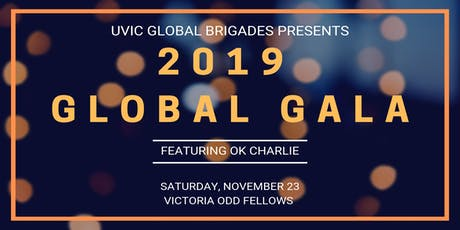 Global Gala 2019 featuring OK Charlie tickets