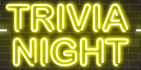 Trivia Night Fundraiser and Silent Auction tickets