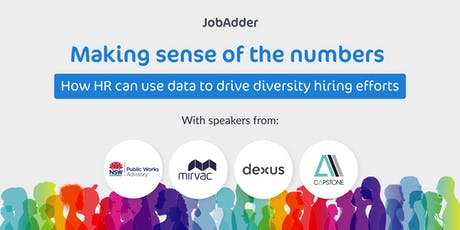 How HR can use data to drive diversity & inclusion tickets