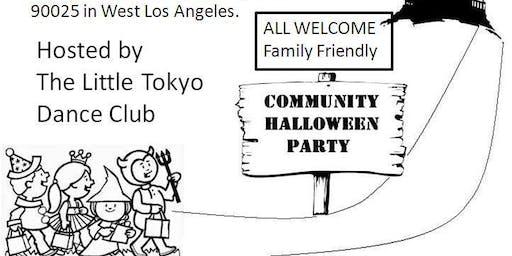 Sawtelle Japantown Cultural Community Halloween Ondo Costume Party
