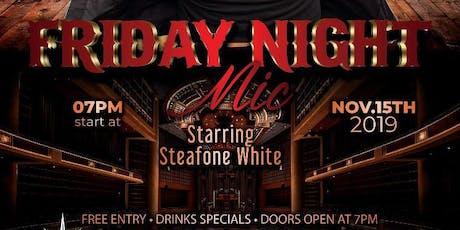 Steafone White @Port City tickets