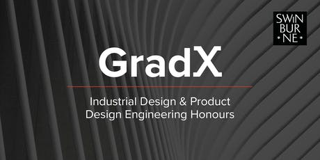 GradX 2019 Product Design Engineering/ Industrial Design/ Innovation Design tickets