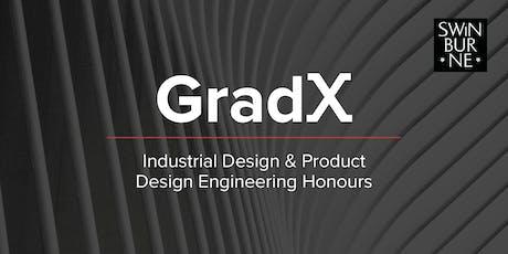 GradX 2019 Product Design Engineering/ Industrial Design/ Innovation Design tickets