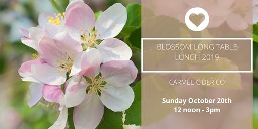 Blossom Long Table Lunch