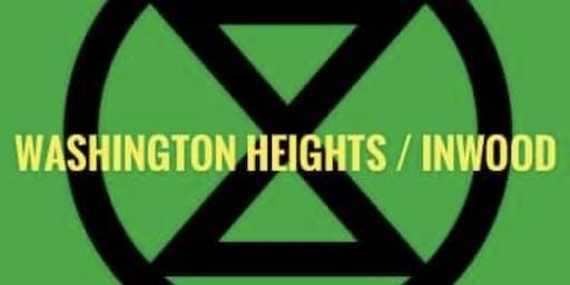 Extinction Rebellion Washington Heights/Inwood