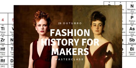 Fashion History For Makers ingressos