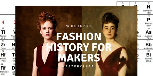 Fashion History For Makers