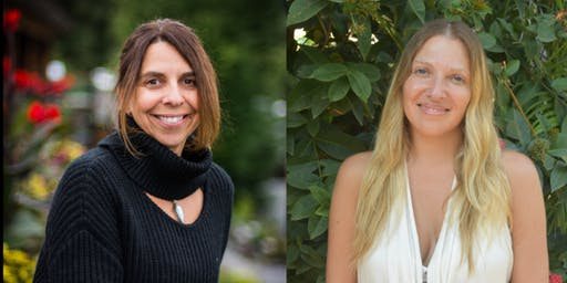 Messages from Spirit with Stephanie Banks & Theda Phoenix- Kelowna