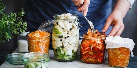 Gut Health Master Class- Home Fermentation for Beginners 20 tickets