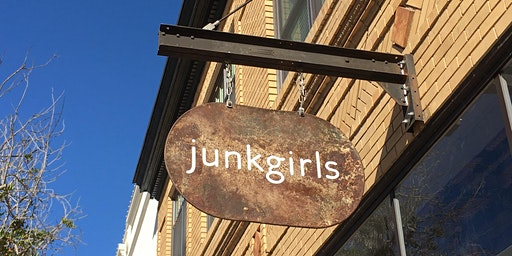 Junkgirls Workshop with Jenny K: 02-29-2020