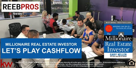 The San Diego Cashflow Group and Real Estate Investing tickets