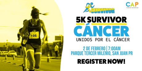 5k Survivor Cáncer, San Juan entradas