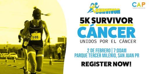 5k Survivor Cáncer, San Juan