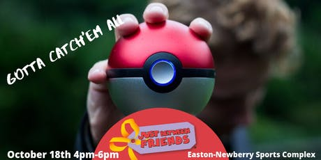 Gotta Catch'em All Pokemon Scavenger / Meet & Greet at JBF Gainesville tickets